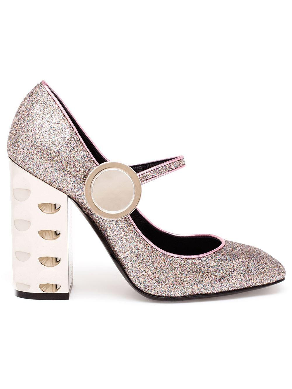 factory outlet Nicholas Kirkwood Glitter Mary Jane Pumps buy cheap prices 2014 unisex fake sale online 0J7Y8z