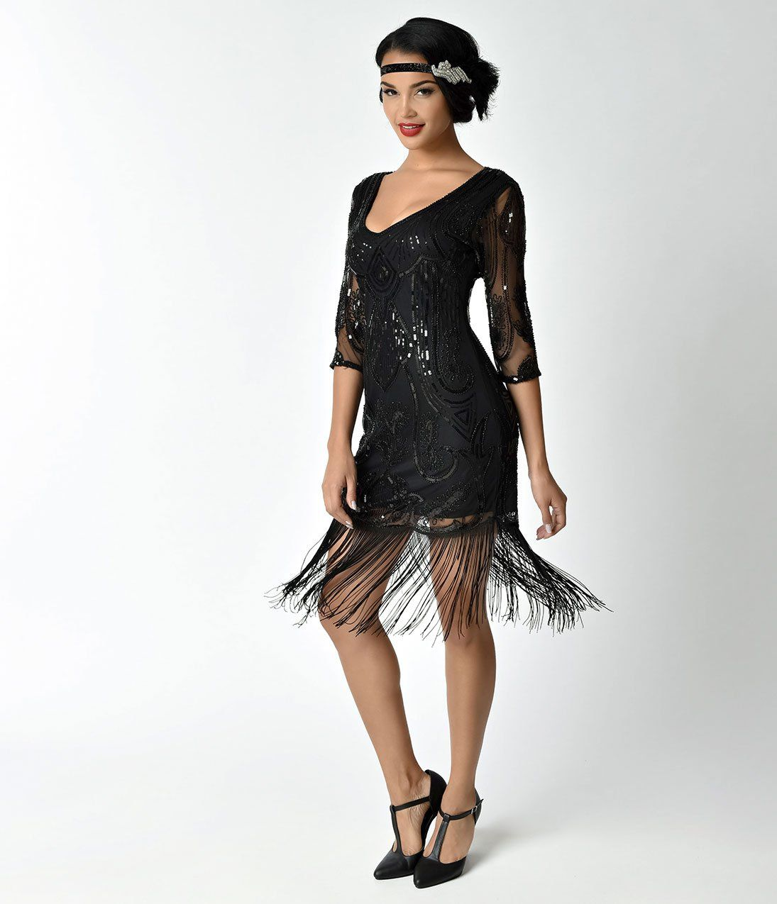 1920s style dresses flapper dresses to gatsby dresses in