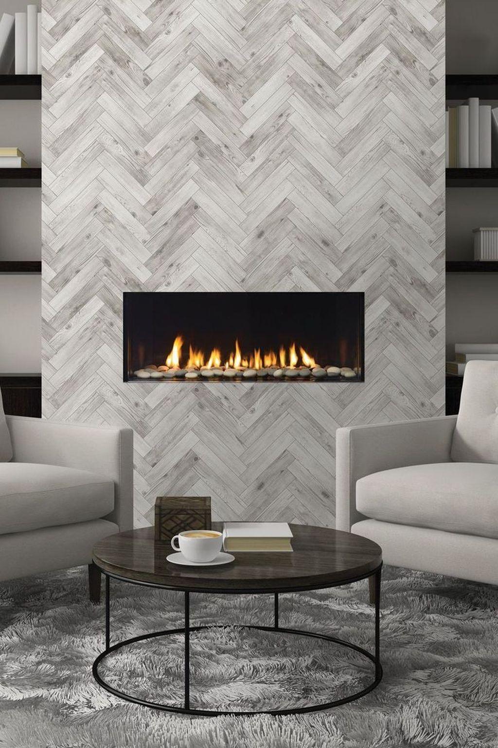 36 Popular Modern Fireplace Ideas Best For Winter Contempo