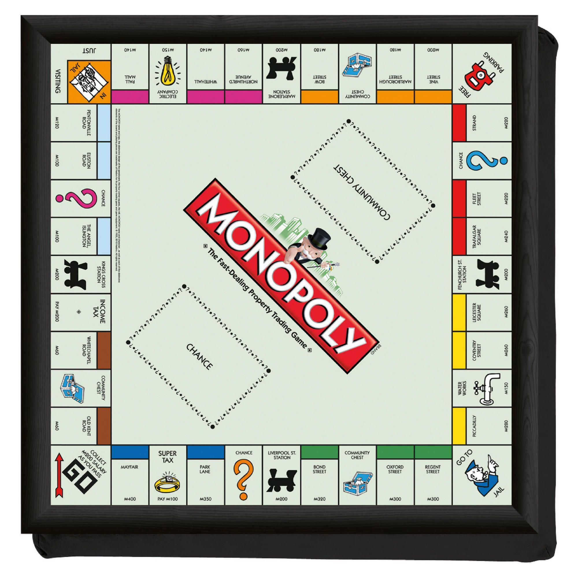 the monopoly Who'd have thought a game about banking, real estate, taxes, utilities, and railroads would become one of board gaming's modern classics.