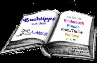 #Buchtipps Empfehlungen  http://www.lektorat-ps.com/Referenzen-Autoren