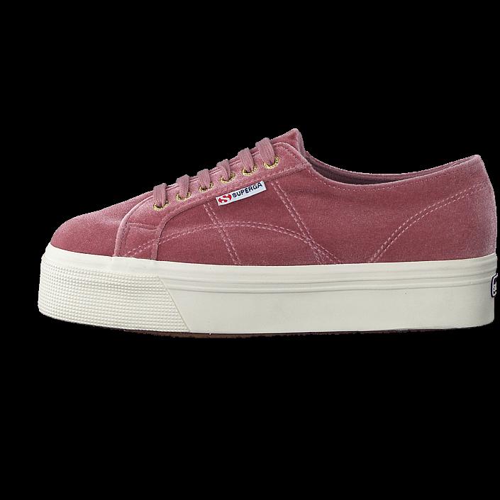Bildresultat för Superga 2790 Velvet Pink Rosa Skor