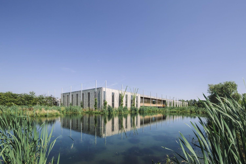 Gallery of Domein Oogenlust / architecten   en   en - 1