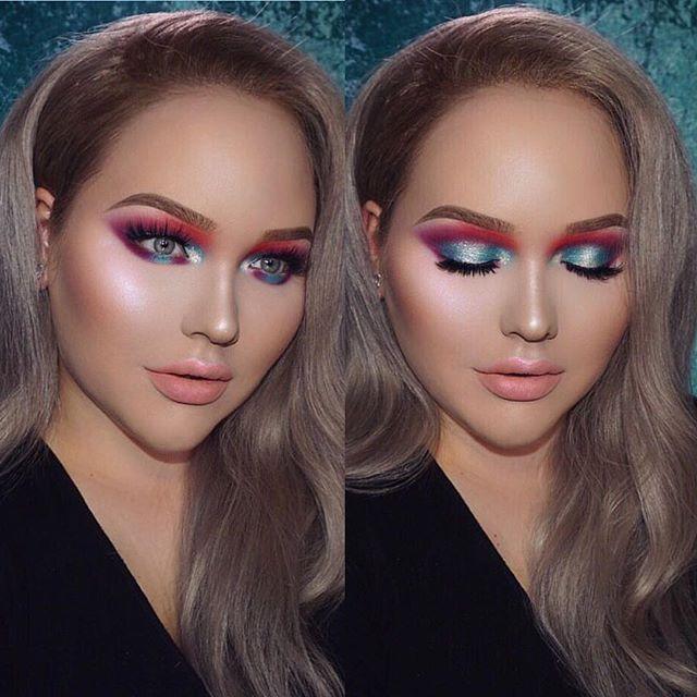 Nikkietutorials Makeup Looks >> Pinterest