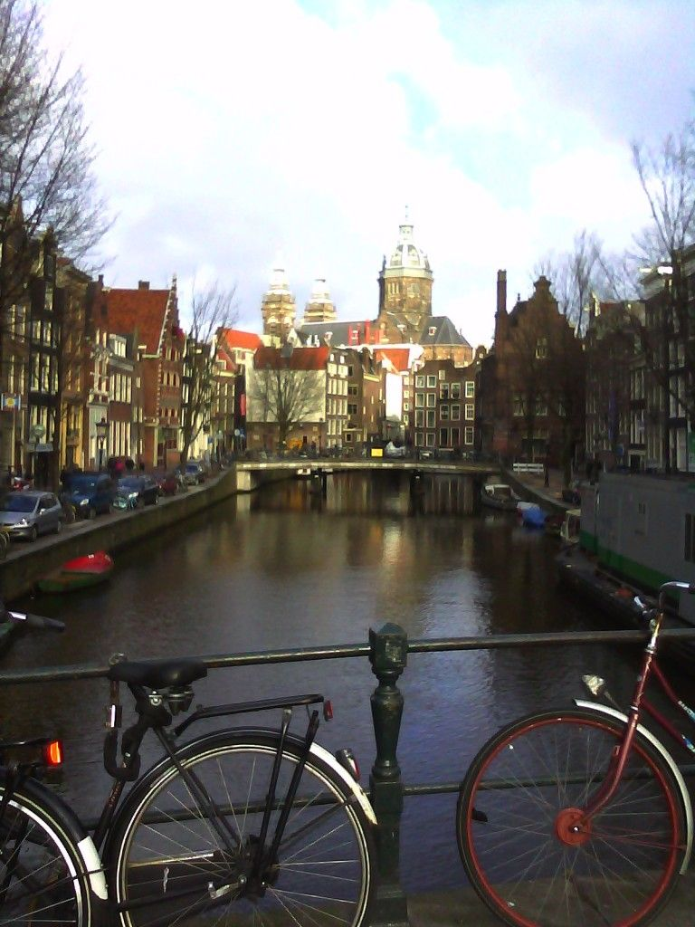 Amsterdam, Netherlands...The Biking Capital |