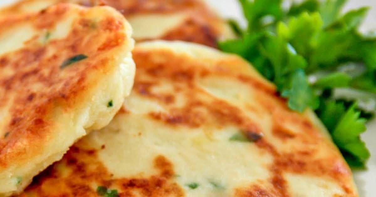 Easy Mashed Potato Pancakes Recipe | Yummly #potatopancakesfrommashedpotatoes Easy Mashed Potato Pancakes Recipe | Yummly #potatopancakesfrommashedpotatoes