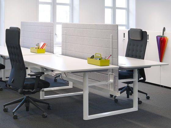 Vitra tyde single tables furniture for Vitra home desk replica