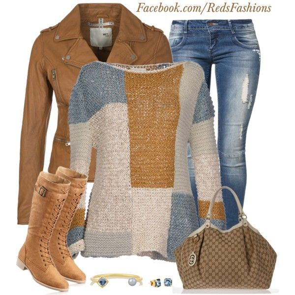 A fashion look from December 2014 featuring Forte Forte sweaters, MKT studio jackets and Fresh Made jeans. Browse and shop related looks.