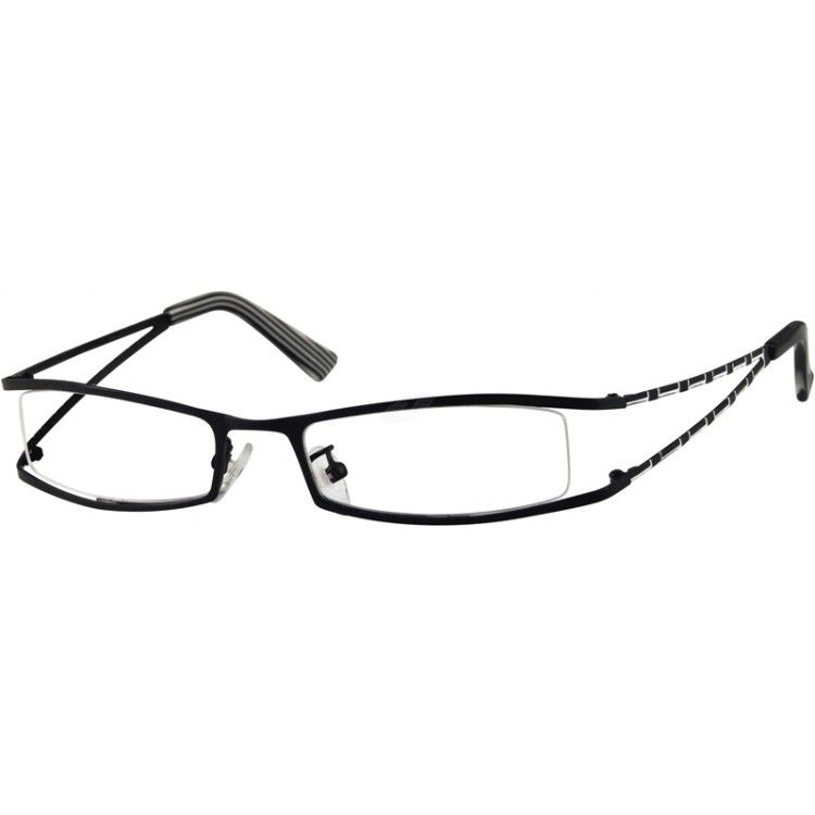 Open Rim Frame with Double Wire Hinge3933 | Lentes