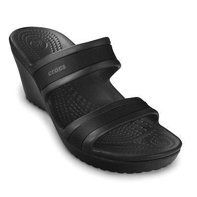 Crocs Shima Wedge Sandals Women Ayakkabilar