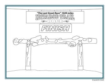 This Coloring Page Can Be Used In Conjunction With Activities