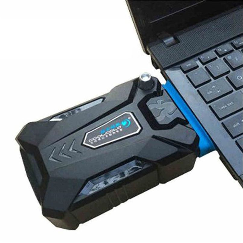 New Mini Vacuum Air Extracting Usb Case Cooling Cooler Fan For