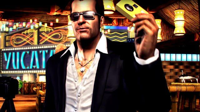 Rob Riggle Cast As Frank West In The Upcoming Dead Rising Watchtower Dead Rising Watchtower Dead Rising It Cast