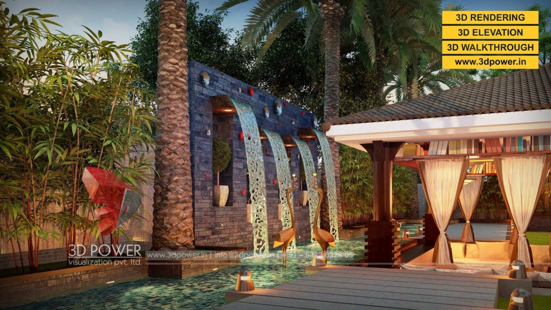 Best Architectural Rendering Services For Bungalow Design | Bungalow