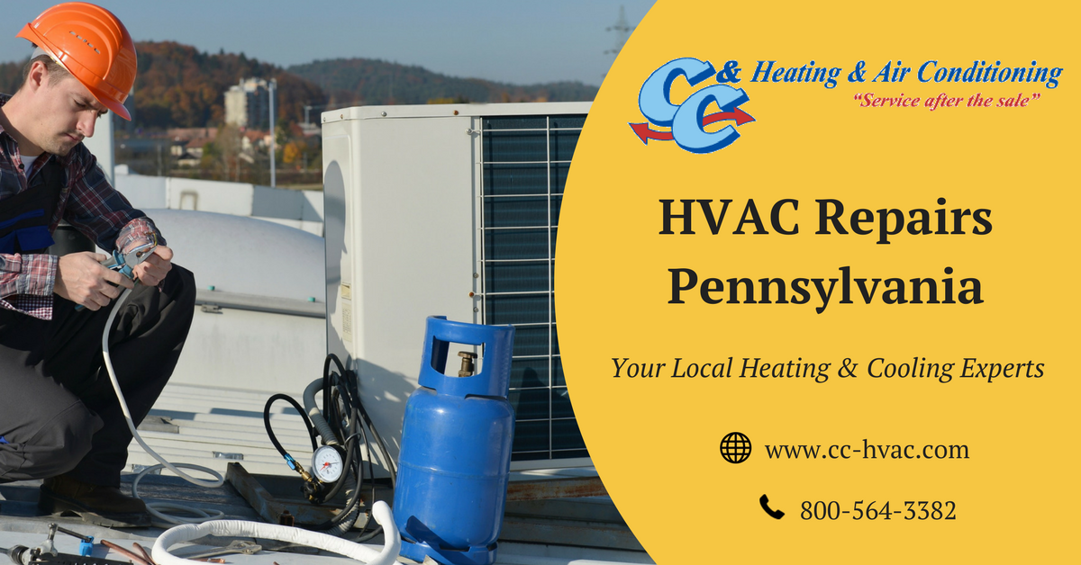 We Are Pennsylvania S Specialists For Heating Ventilation And