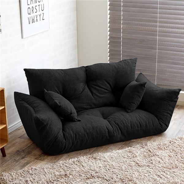 Incredible Modern Folding Sofa Bed Adjustable Arm Reclining Back Living Creativecarmelina Interior Chair Design Creativecarmelinacom