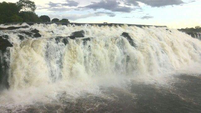 Parque La Llovizna, Puerto Ordaz, Bolívar, Venezuela.