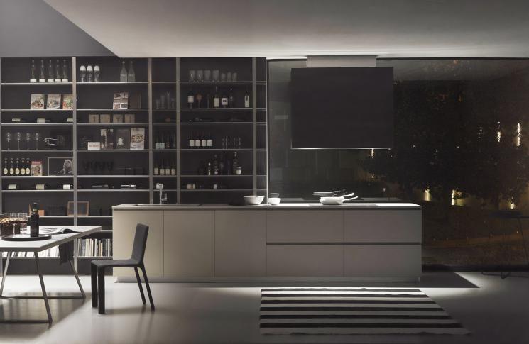 Cucine Moderne MH6  Modulnova Cucine  Composizione 4