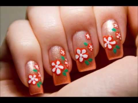 Simple do yourself nail designs img 3386 super easy cute peach simple do yourself nail designs img 3386 super easy cute peach flower nail art design solutioingenieria Image collections