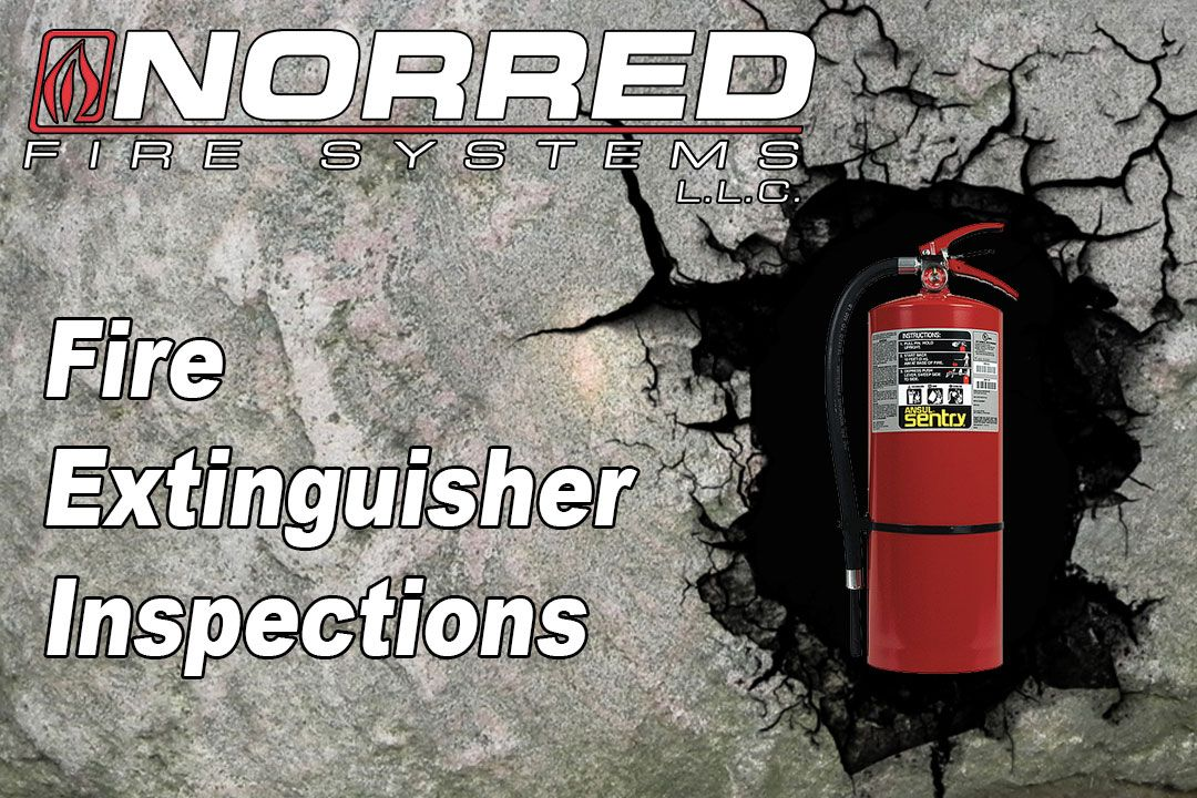 Norred Fire Systems is your complete source for fire