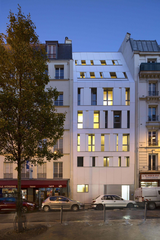 Париж жилье коммерческая недвижимость в чехии купить