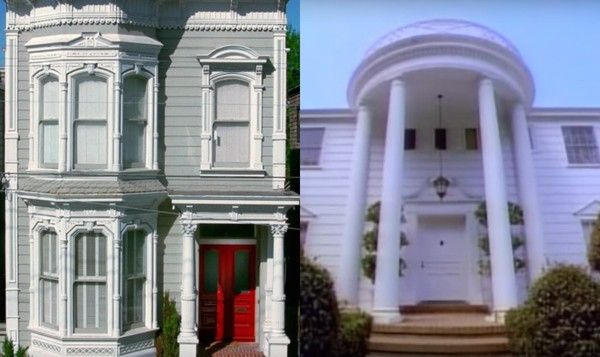 Can You Match These 12 Iconic Houses To Their TV Shows?
