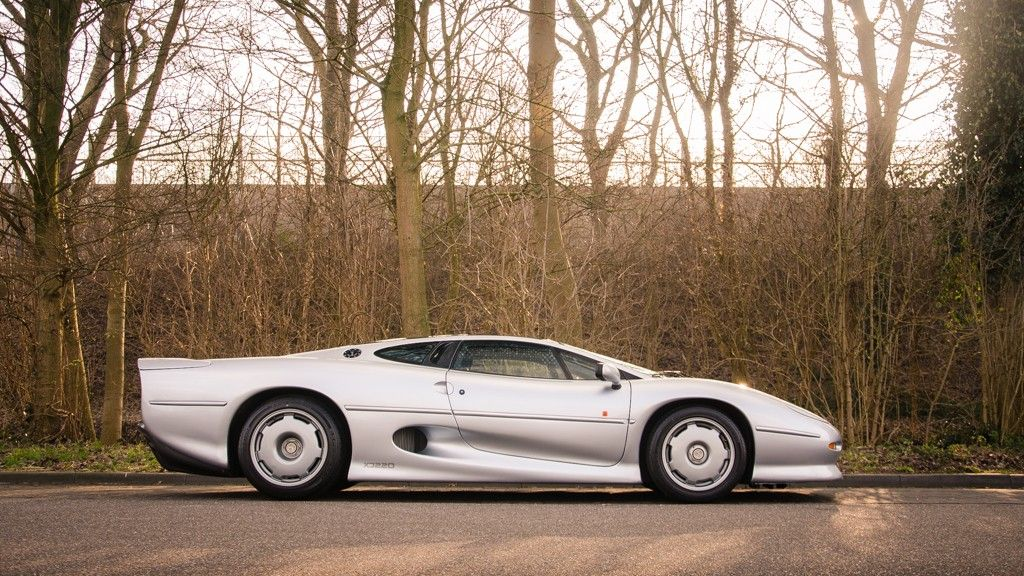 Jaguar Xj 220 For Sale Houtkamp Collection Jaguar Xj220