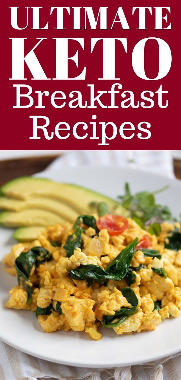 9 Ultimate Keto Breakfast Recipes You'd Fall in Love With