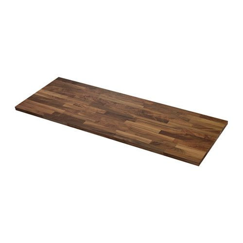 Ikea Karlby Worktop Walnut 186x3 8 Cm 25 Year Guarantee Read