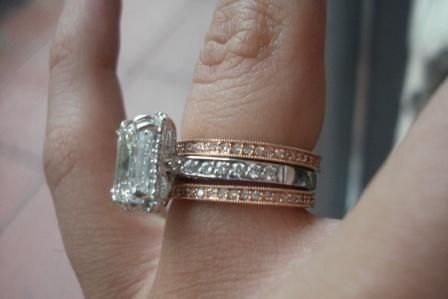 Wedding Bands Like The Actual Ring Not Musical Entertainment Rose Gold