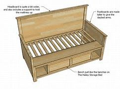Image result for ana-white daybed with trundle