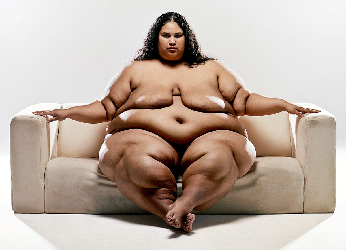 beauty isn't ownedskinny people alone': photographer captures