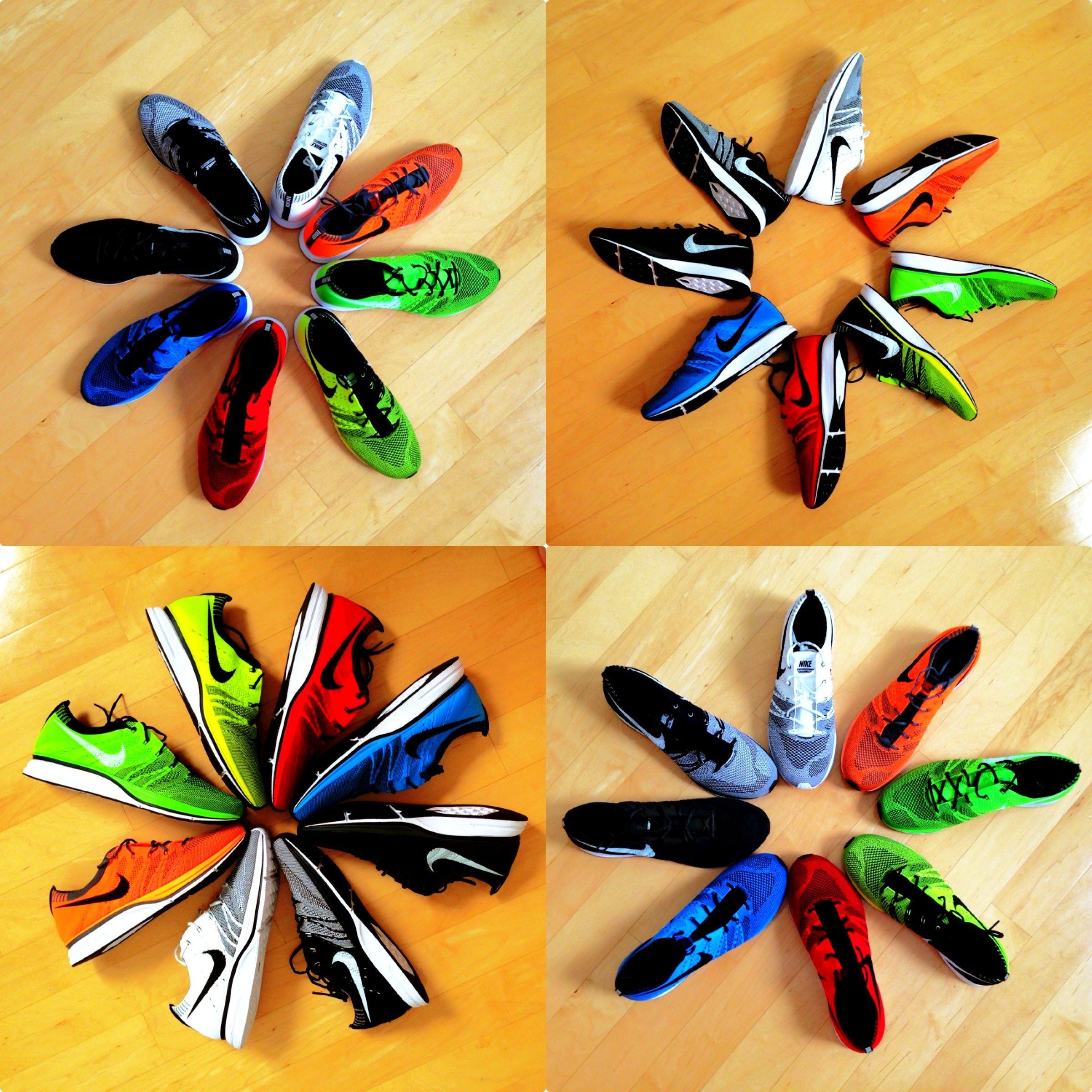 Flyknit Trainers.