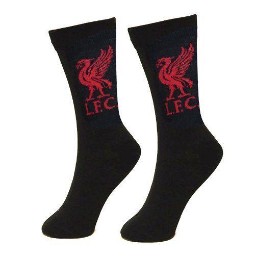 Liverpool FC Football Crest Socks