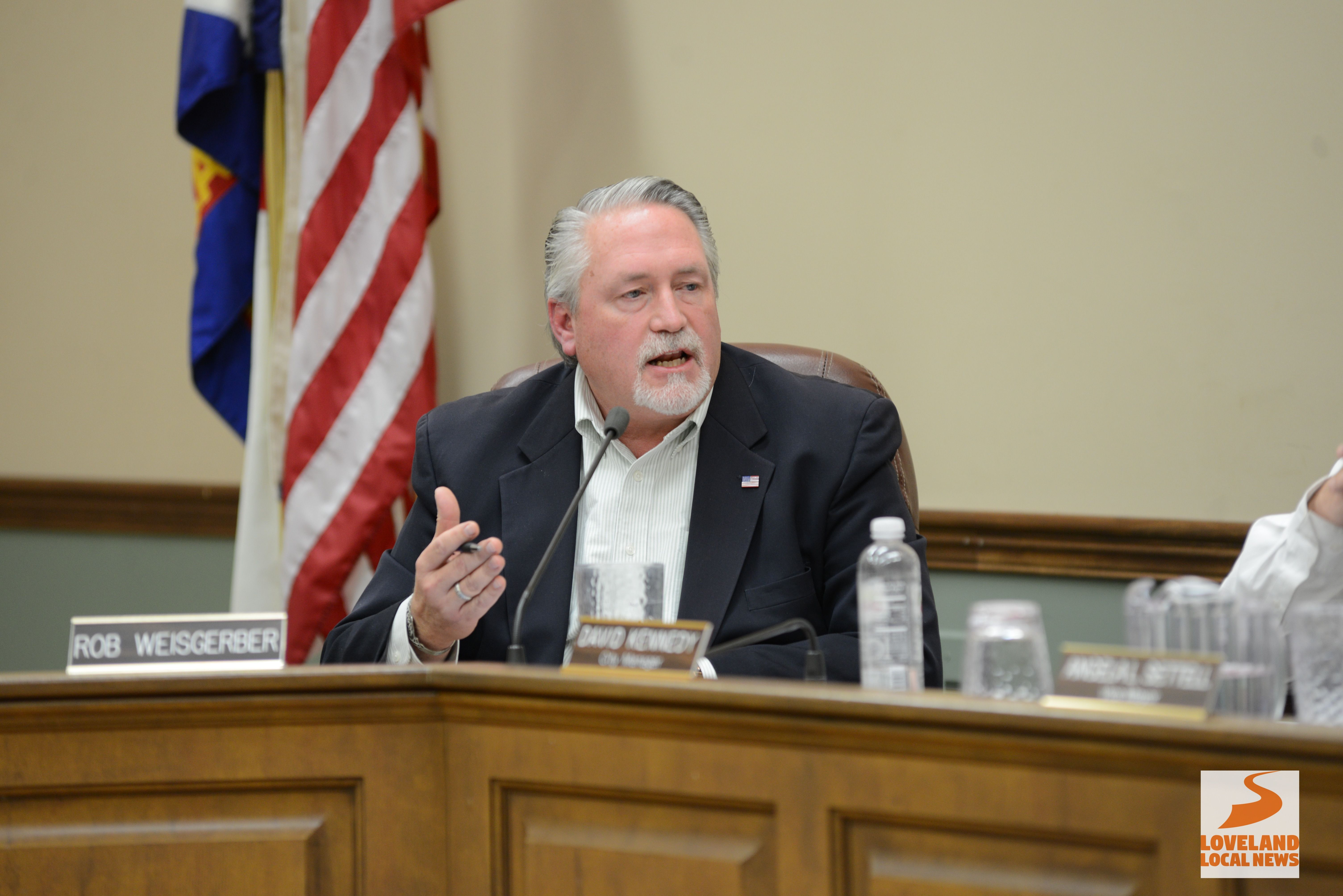 Current Vice Mayor Rob Weisgerber Is The Longest Serving Loveland
