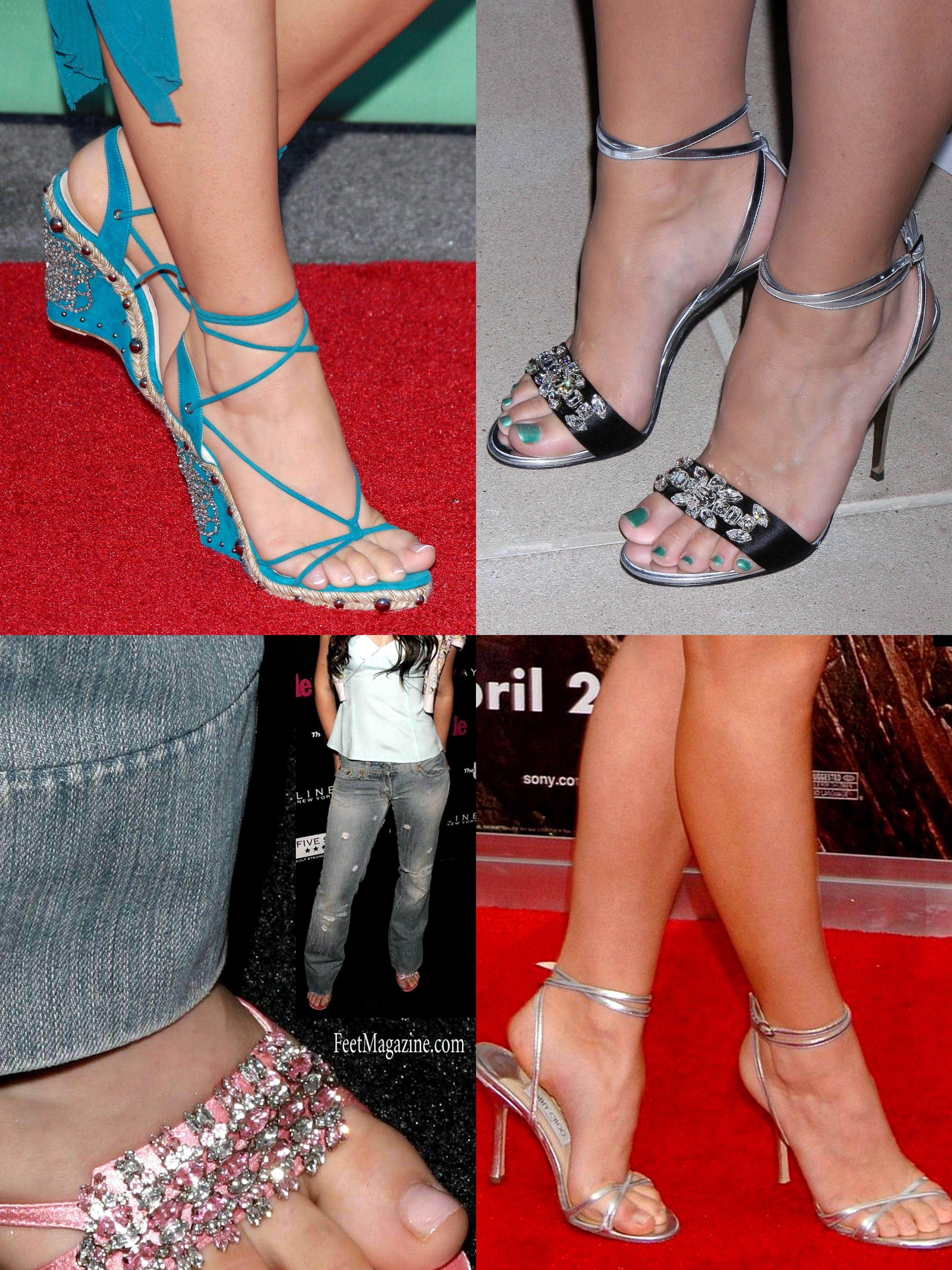 Jojo feet