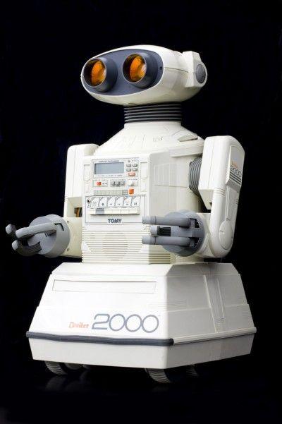 Omnibot 2000 circa 1985