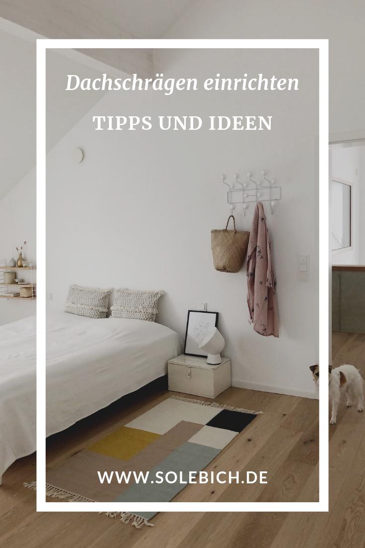 Dachschragen Einrichten Tipps Und Ideen Zimmer Schlafzimmer Einrichten Gastezimmer Einrichten
