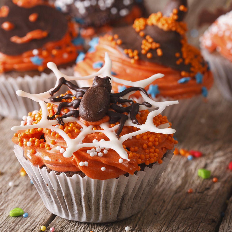 Muffin di Halloween, la ricetta gustosa #LeIdeediAIA #AIA #muffin ...
