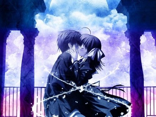 Dakaroth Wallpaper Anime Couple Romantic Anime Awesome Anime Anime Romance Cute romance anime wallpaper
