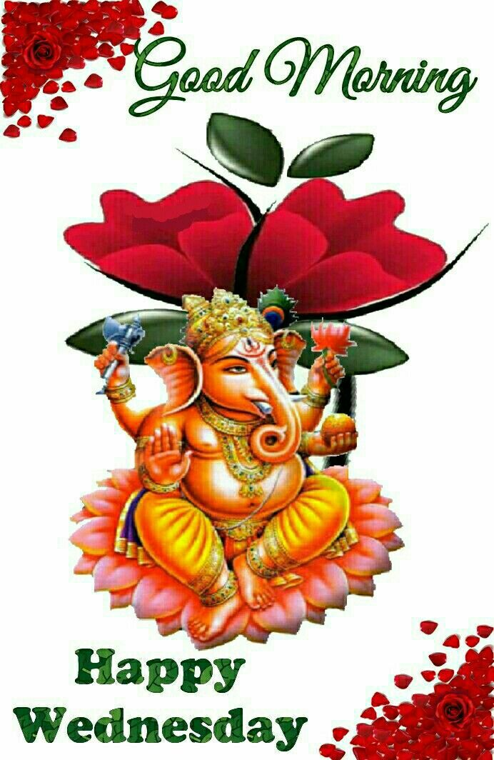 happy Wednesday lord ganesh