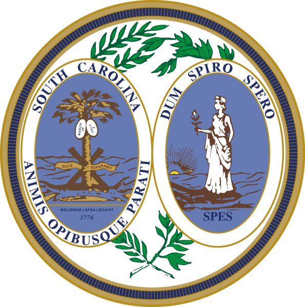 Fileseal Of South Carolina Alternativeg Wikipedia The Free