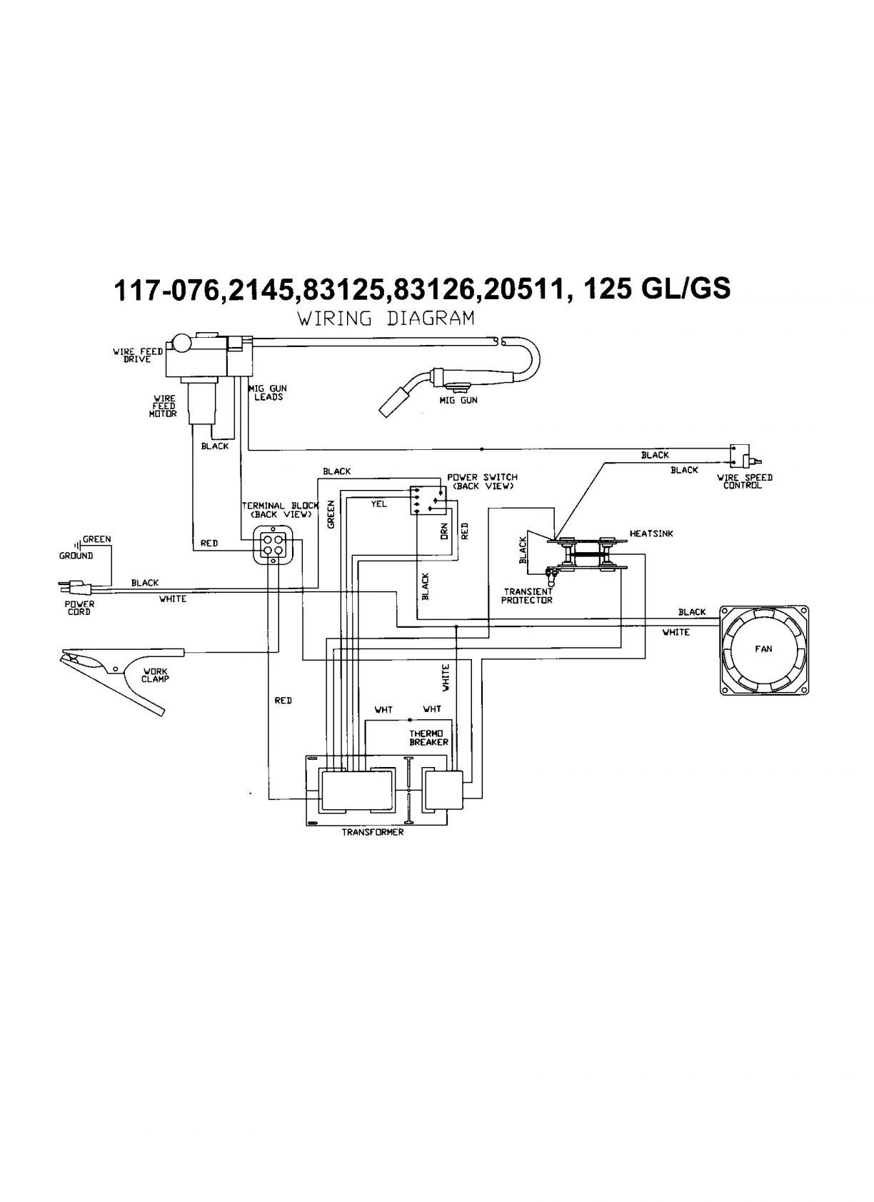 hight resolution of welding machine wiring diagram pdf fresh within circuit diagram in mig welding machine diagram