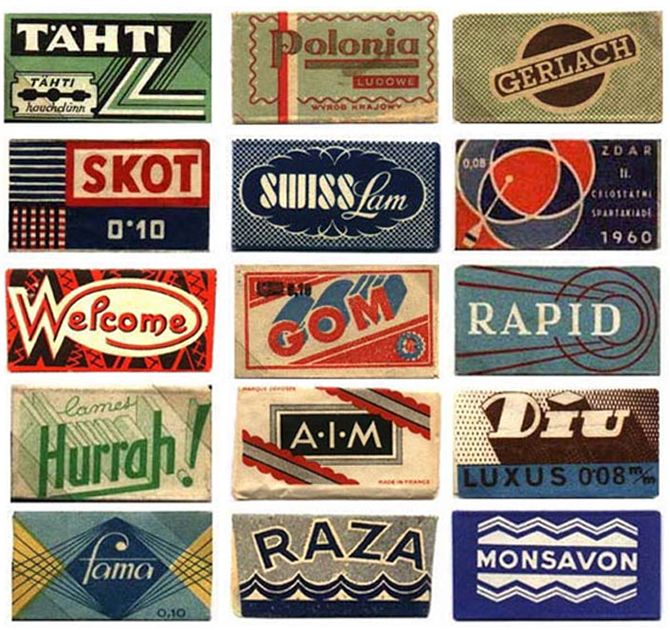 vintage packaging - Cerca con Google