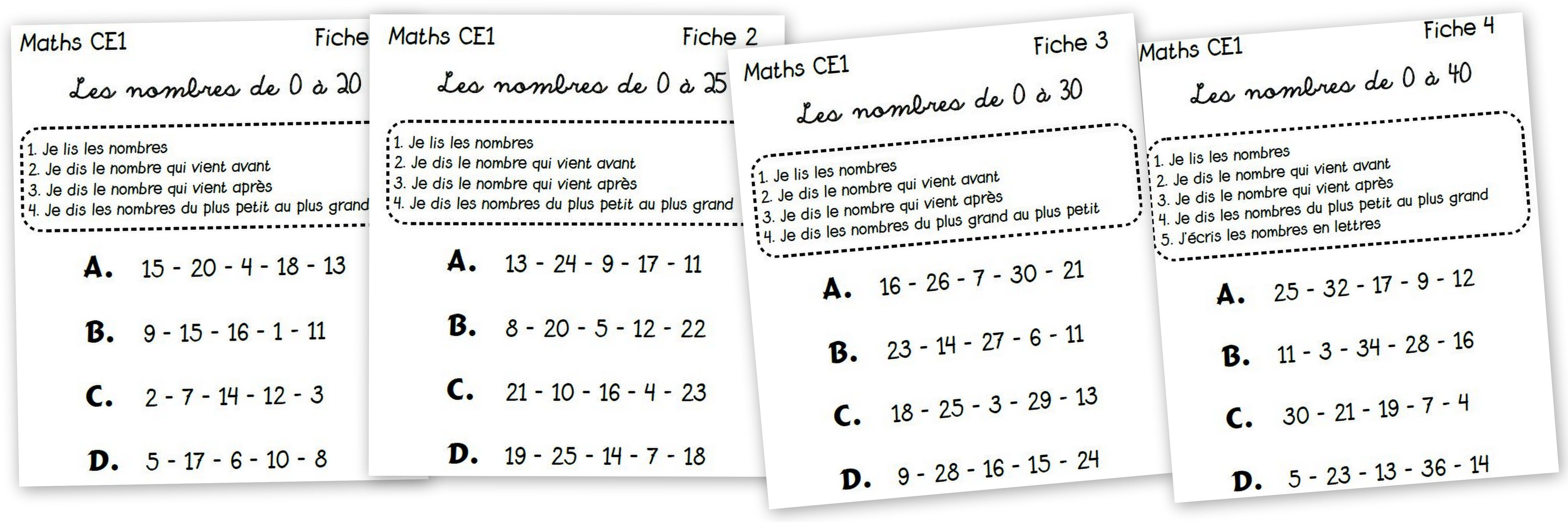 Lecture de nombres en ce1 math matiques cycle 2 pinterest ce1 ma classe et lecture - Table de valeur mathematique ...