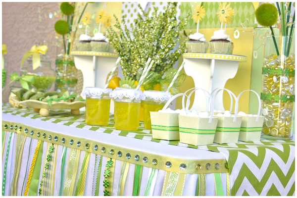 Delightful 5 Creative Baby Shower Ideas For Spring