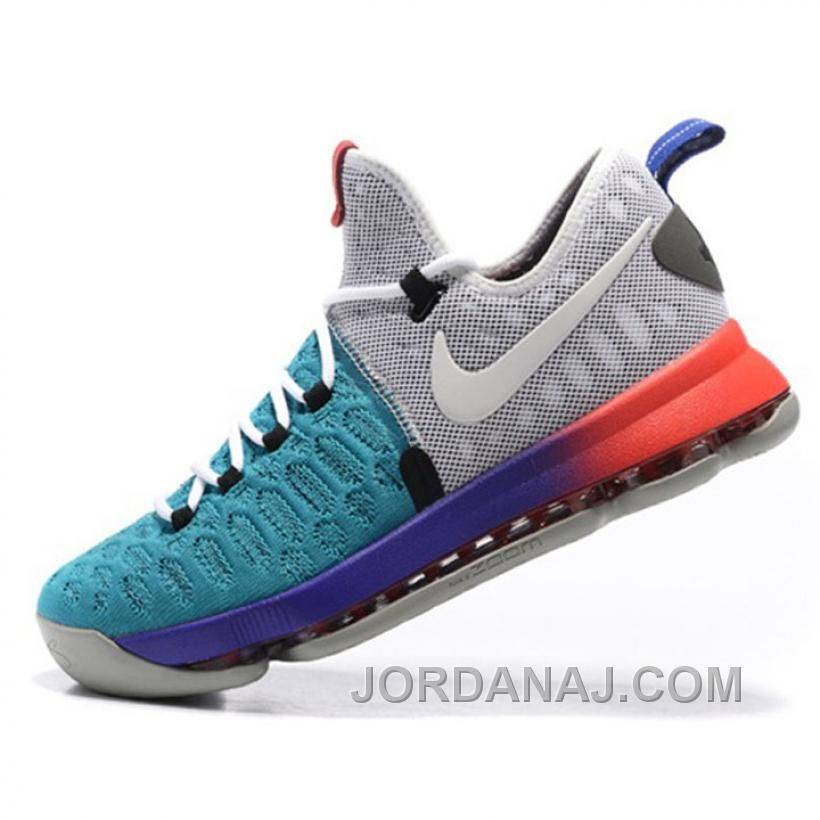 Nike Zoom KD 9 Mens Basketball Shoes Blue, cheap KD If you want to look Nike  Zoom KD 9 Mens Basketball Shoes Blue, you can view the KD 9 categories, ...