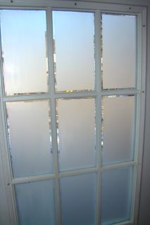 Frosted Glass On French Doors French Doors Interior Glass