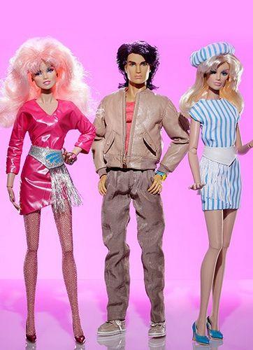 Jem And The Holograms Rio Jerrica Kimber Aja Shana Raya Pizzaz Stormer Roxy Clash Dance Jett Jem And The Holograms Gem And The Holograms Jem Doll