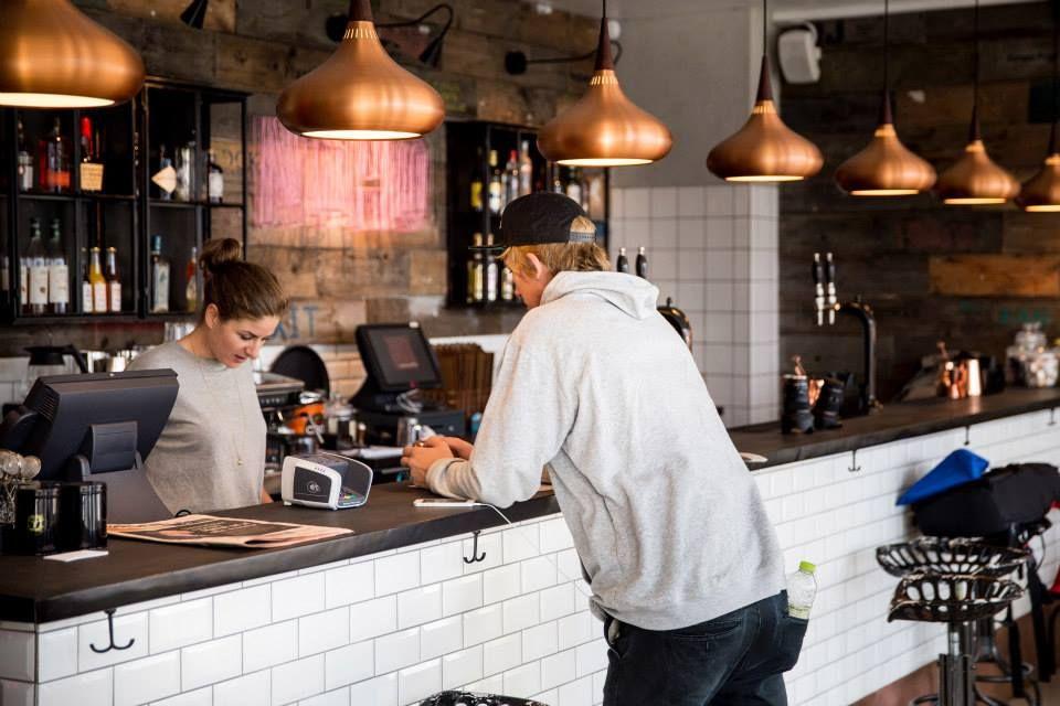 Pendelleuchte Orient von Lightyears im Café NOHO in Kopenhagen